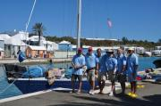 The 2010 crew in St George, Bermuda