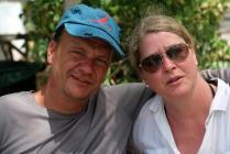 Philip and Corinna