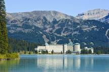 Bezienswaardigheden Lake Louise - Tioga Tours