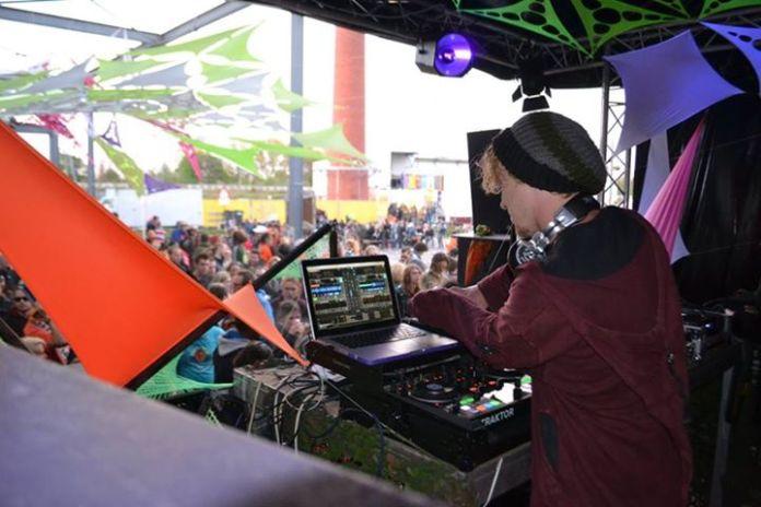 Dj Mislukt op Acid Orange 2015 in Eindhoven