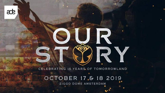 Tomorrowland 15 Years Amsterdam