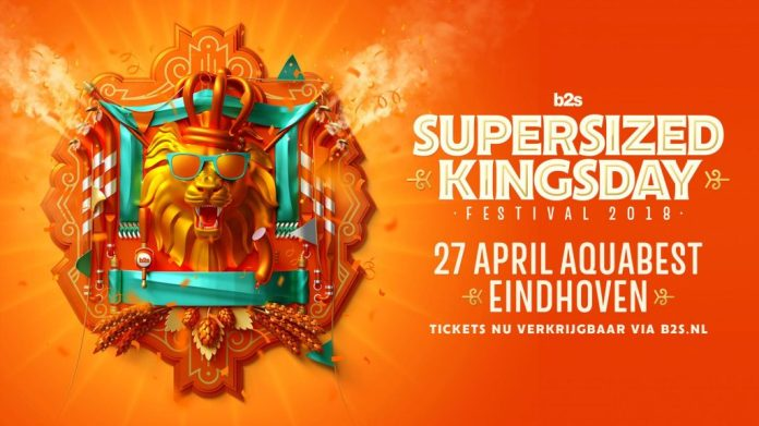 Supersized Kingsday Best Koningsdag