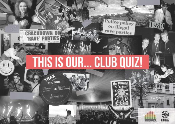 This Is Our.. Club Quiz