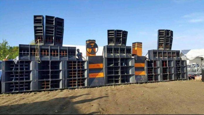 Soundsystem Ravecultuur