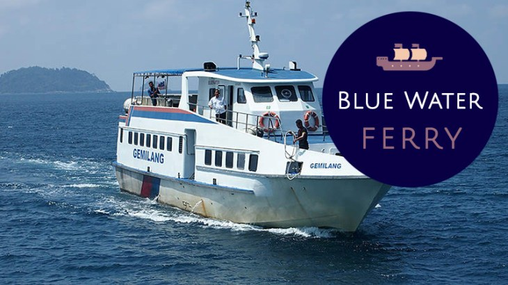 Blue Water Ferry Tioman Island Schedule & Guide