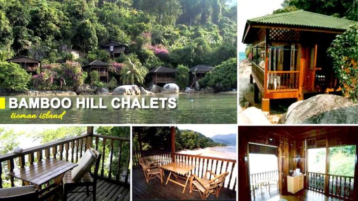 Bamboo Hill Chalet Tioman Island Malaysia