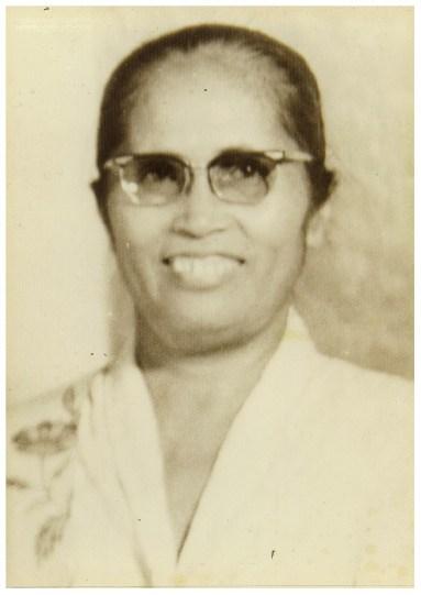Opung (Grandma) Tiorim