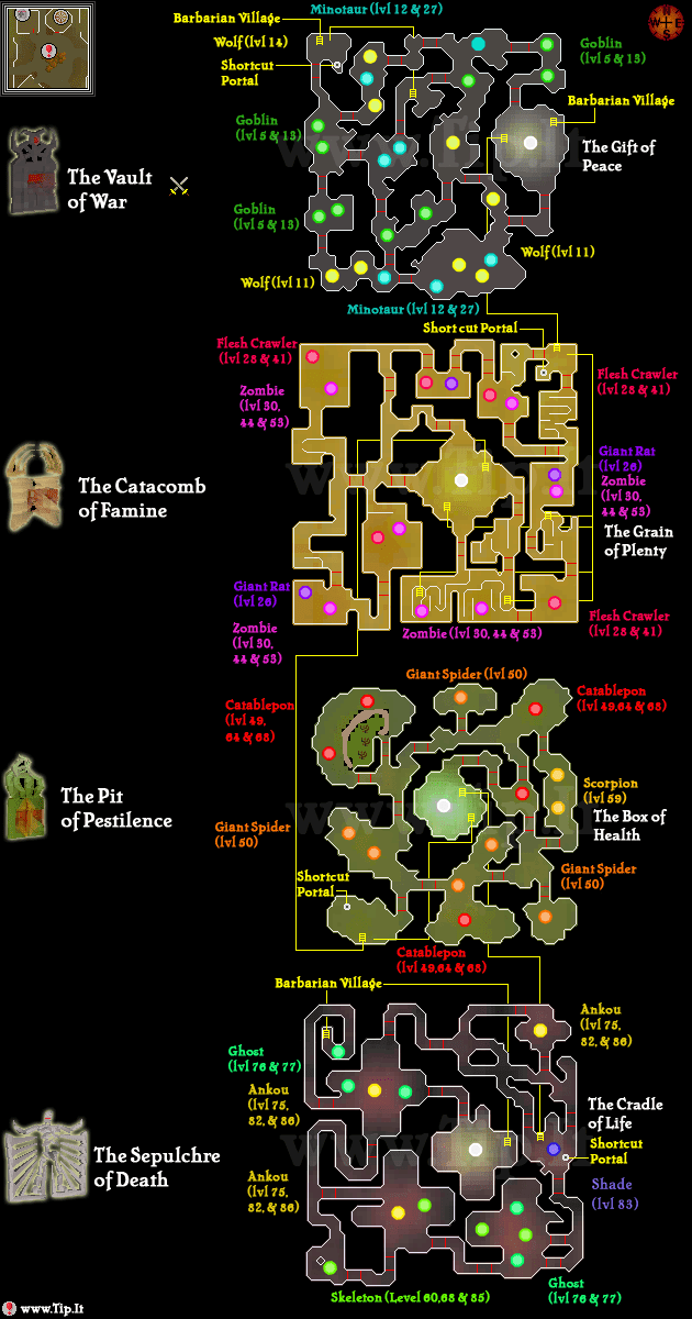 Osrs Stronghold Of Security : stronghold, security, Stronghold, Security, Pages, Tip.It, RuneScape, Original, Site!