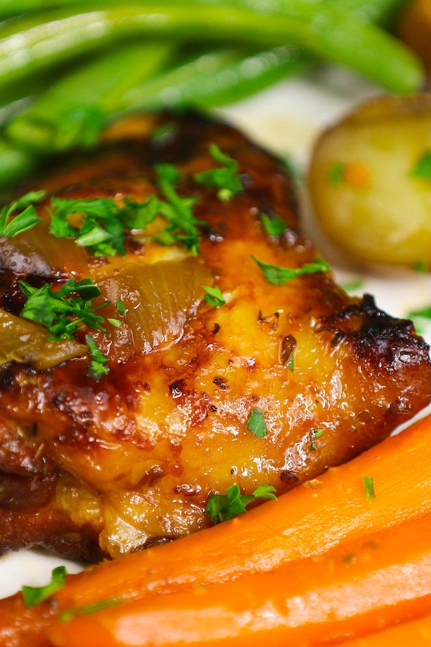 Crock Pot Recipe For Boneless Chicken Thighs : crock, recipe, boneless, chicken, thighs, Crockpot, Chicken, Thighs, Recipe, TipBuzz