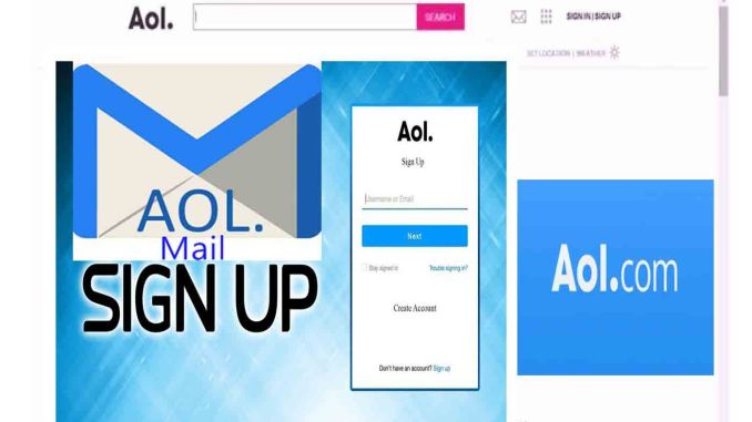 Aol Mail Sign Up Create Aol Free Email Account Aol Mail Login Tipcrewblog