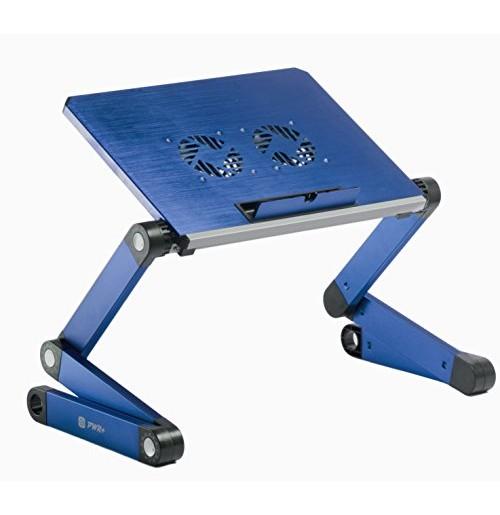 Meja Laptop Lipat Warna Biru