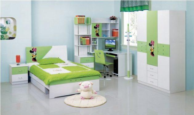 Ruang Bermain Anak Sederhana