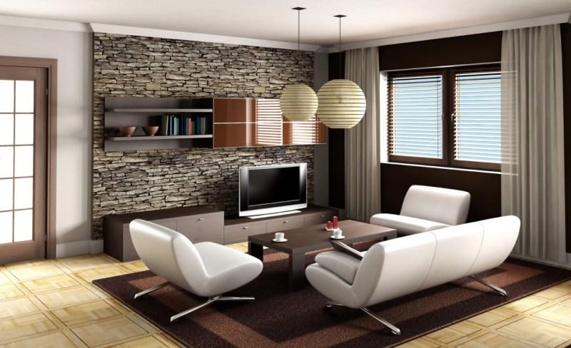 Interior Rumah Minimalis Modern 1 Lantai