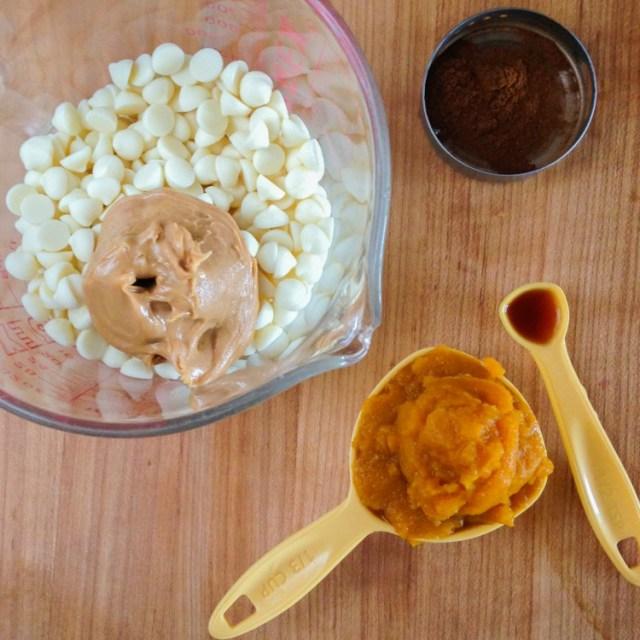 Delicious No-Bake Peanut Butter Pumpkin Fudge
