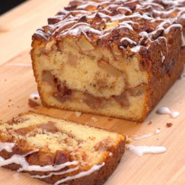 Apple Fritter Bread Recipe Amp Video Tiphero