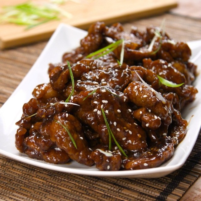 Poor Man S Gourmet Kitchen Mongolian Beef
