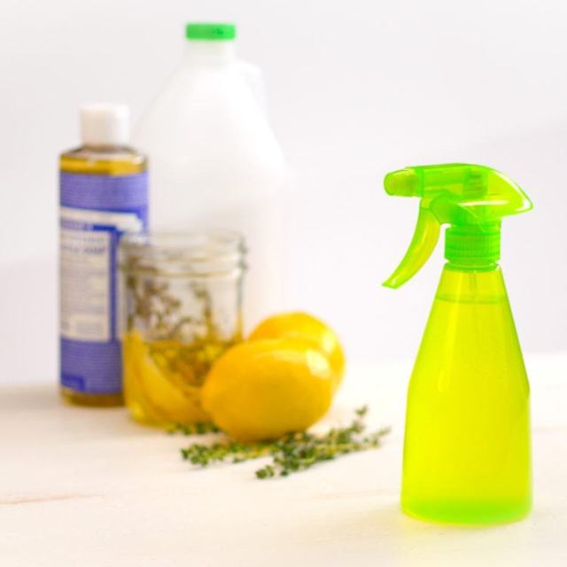 How To Make A Homemade Natural All Purpose Cleaner Tiphero