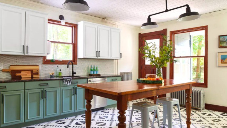 easy kitchen remodel needs the surprisingly cheap way to do a tiphero view of chalk paint