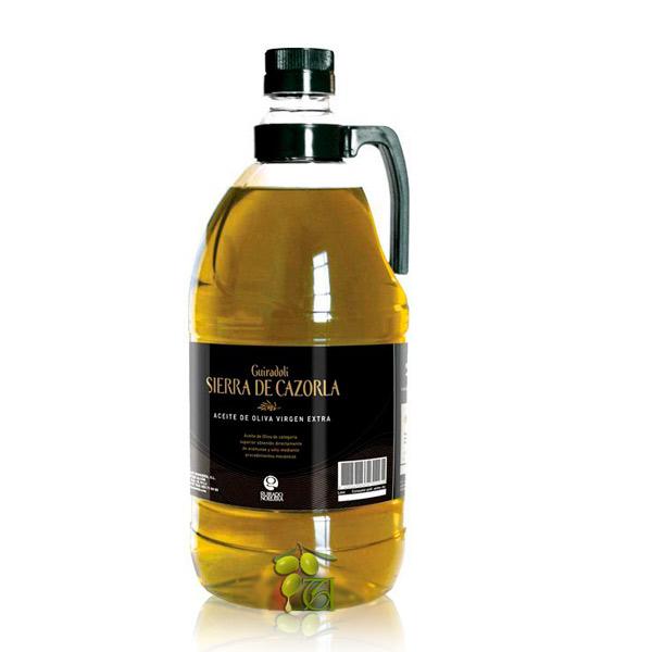 aceite de oliva de Jaén - sierra de cazorla pet 2 l
