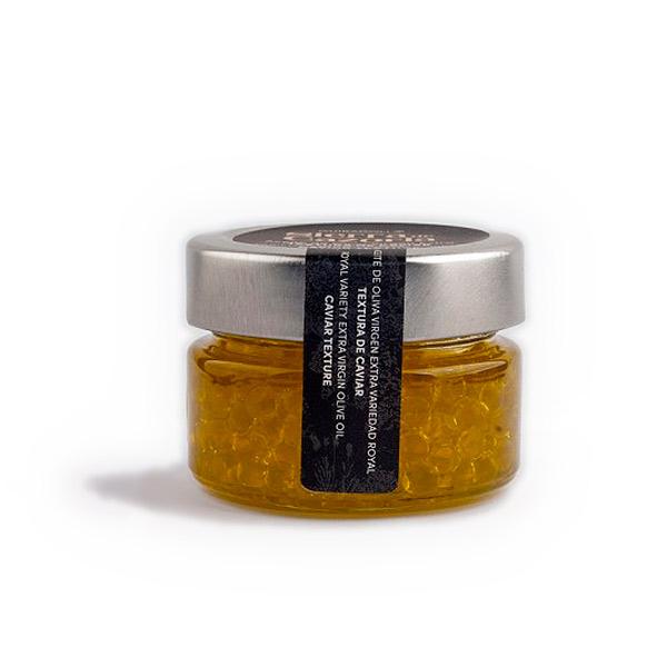 caviar de aceite de oliva de Jaén - sierra de cazorla