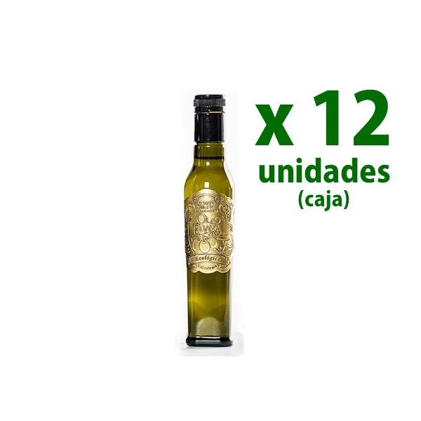AOVE Oleo Elvira Ecológico, botella 250 ml.