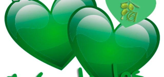 Promoción San Valentín 2017 para regalar aceite de oliva virgen extra