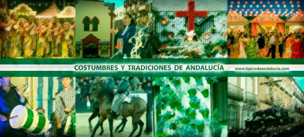 Costumbres y tradiciones andaluzas