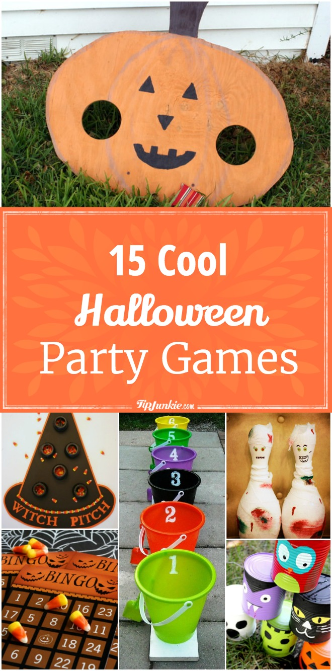 15 cool halloween party