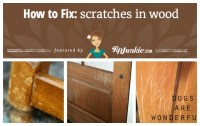 9 How to Fix Scratches in Wood Furniture | Tip Junkie