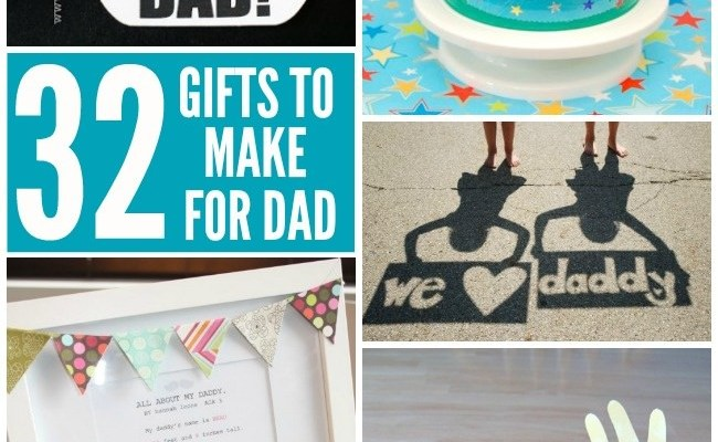 32 Best Homemade Fathers Day Gifts Tip Junkie