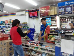 Shift Kerja Indomaret