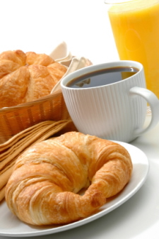 Picture of Coffee & Breakfast Items - Tipnut.com