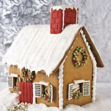 12 Gingerbread House Designs Free Patterns & Ideas TipNut Com