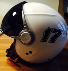adesivi casco moto