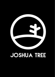 joshua tree logo neg