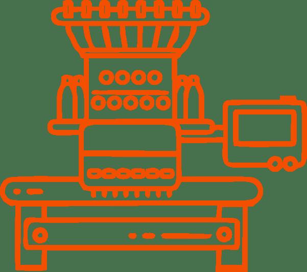 Вышивальная машина иконка