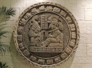 arte mexicano calendario