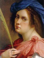 Biografía del artista Artemisia Lomi Gentileschi