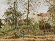 Biografía de Camille Pissarro, movimiento impresionista