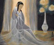 Lin Fengmian (1990-1991)Biografía Corta - técnicas y obras