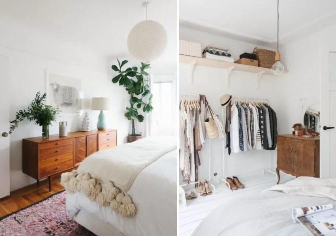 Modern, bohém és fiatalos hálószoba ötletek - minden korosztálynak