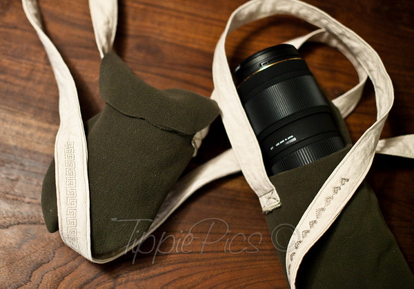 Windstopper Fleece Lens Bags