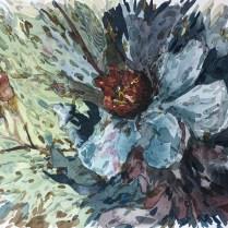 Artist: Zahari Hamidon Title: Flower Year: 2016 Medium: Watercolor on paper Price: Size: