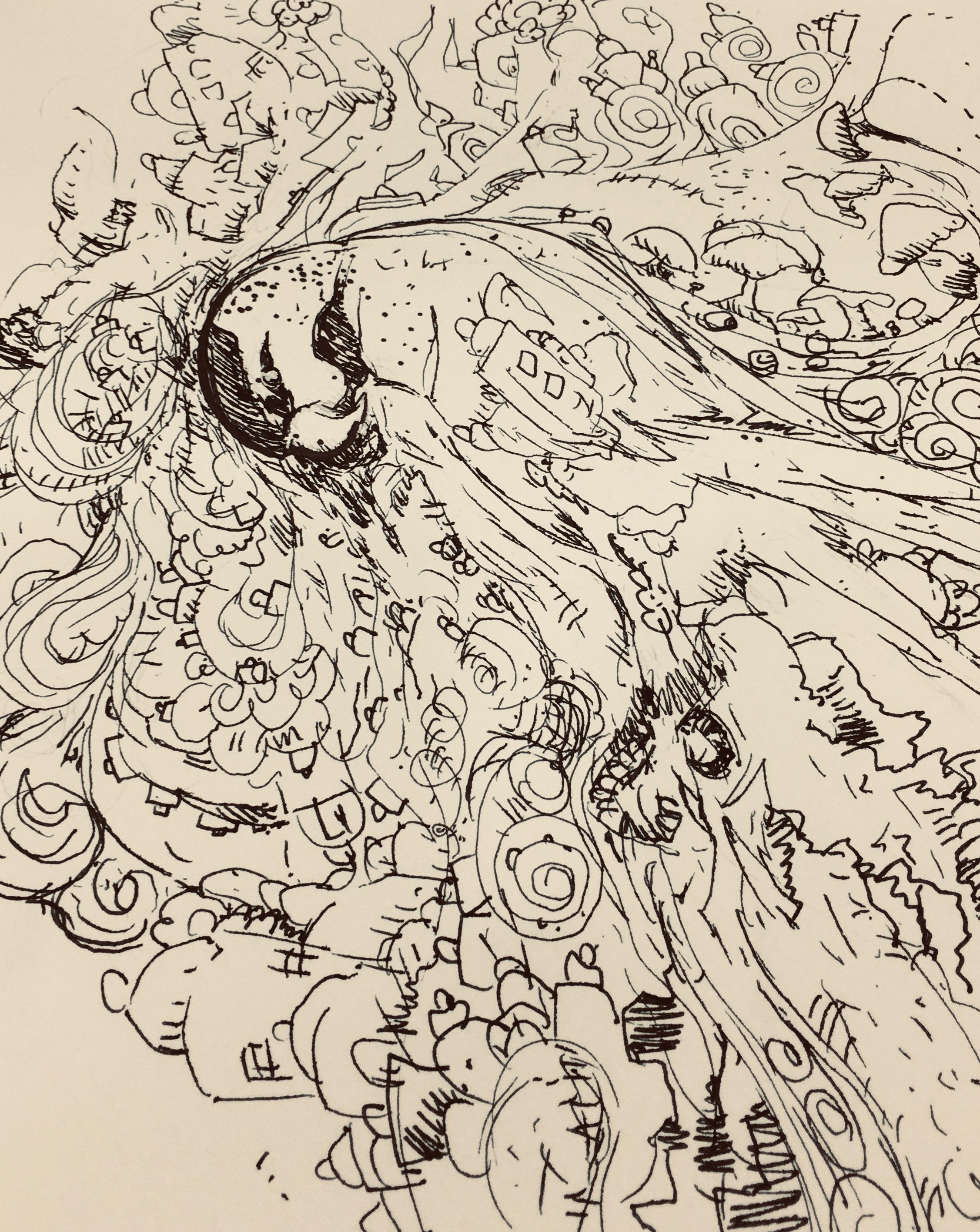 Illustration: Bayan III