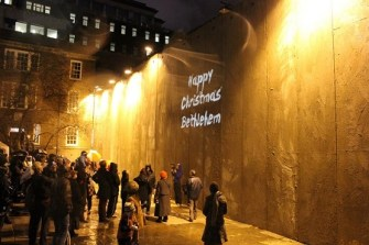 bethlehem unwrapped - the wall
