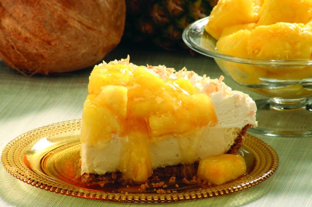 Pina Colada Pie 9in  tippins 1207 Formerly the Pineapple cream cheese
