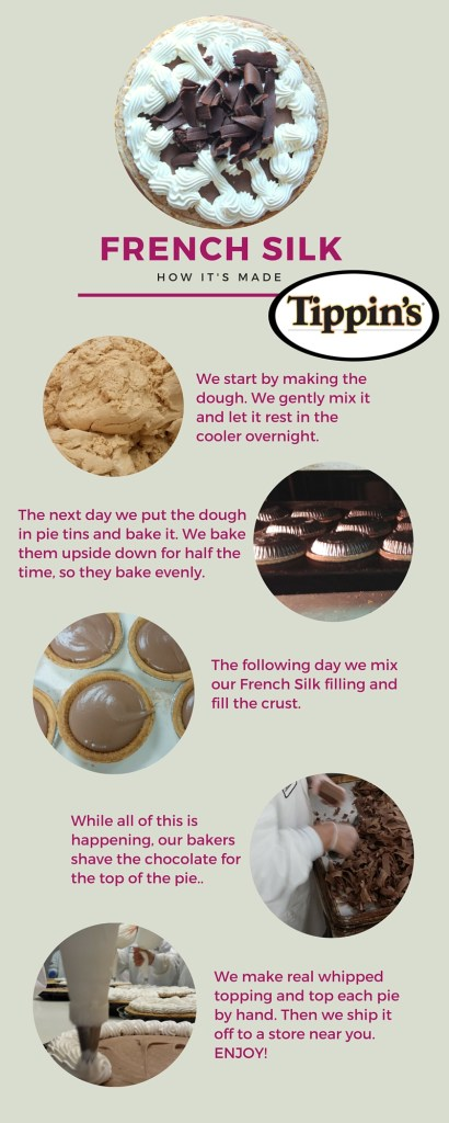 how its made french silk