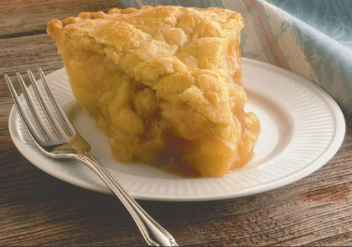 Tippin's Apple Pie Slice