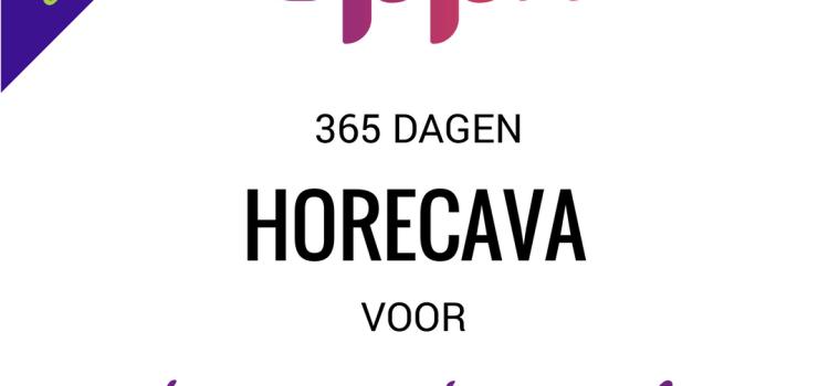 365 dagen HORECAVA