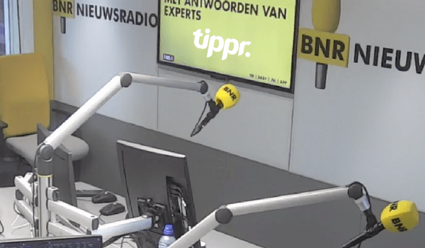 #TIPPR –  INTERVIEW BNR